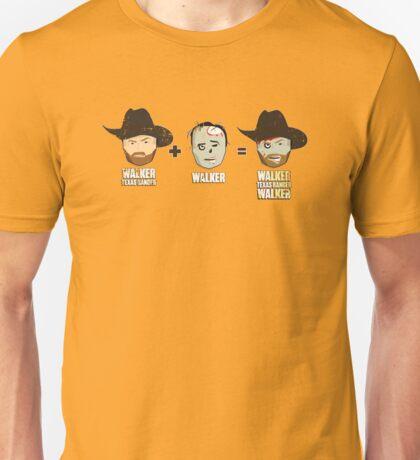 Walker Texas Ranger Walker Unisex T-Shirt