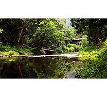Little Mulgrave River Photographic Print