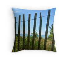 Don't Hold Back Throw Pillow