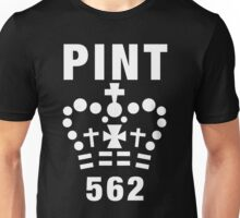 PINT 562 VINCENT EASTENDERS DRINKING FUNNY TUMBLR ALCOHOL Unisex T-Shirt