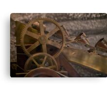 Miniature Gold Extractor Canvas Print