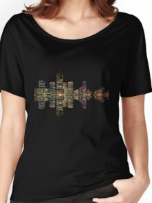 Brisbane Skyline Women's Relaxed Fit T-Shirt