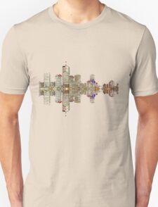 Brisbane Skyline Unisex T-Shirt