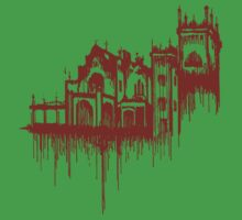 House Of Dark Shadows by loogyhead