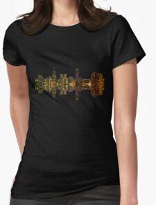 Brisbane QLD Womens Fitted T-Shirt