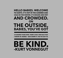 Vonnegut Quote by Kate Sortino
