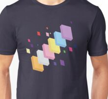 My Little Pony - Mane Six Abstraction II Unisex T-Shirt
