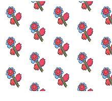 Lawrence Boone, Flower by EsperanzaArt