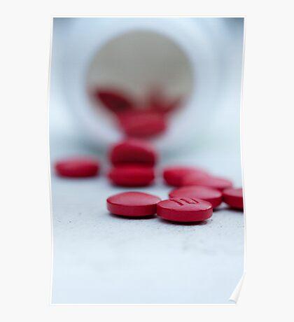 little red pills Poster