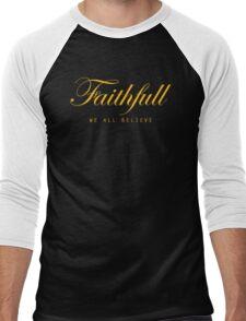 Faithfull Men's Baseball ¾ T-Shirt