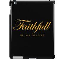 Faithfull iPad Case/Skin