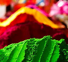 Happy Holi(the festival of colours) by Abhinandan Dutta