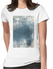 Duo Chrome Womens Fitted T-Shirt