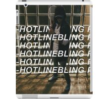 justin bieber hotline bling iPad Case/Skin