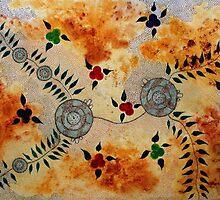 Awekening of the Seed Dreamer by Jac Blom