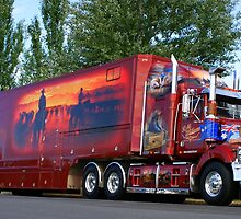 RM Williams show truck  by Anthony Mckinley