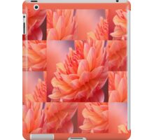 Touch Of Orange Flower Poster iPad Case/Skin
