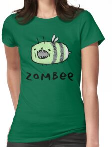 Zombee Womens Fitted T-Shirt