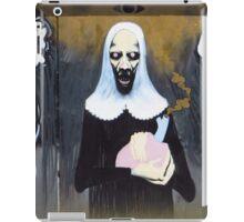 Alien Nun iPad Case/Skin
