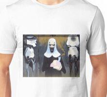 Alien Nun Unisex T-Shirt