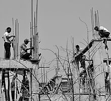 Unity of the working class by Abhinandan Dutta