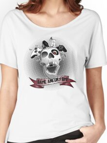 Game Aneurysm Women's Relaxed Fit T-Shirt