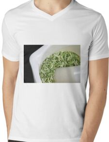 Rosemary Mens V-Neck T-Shirt