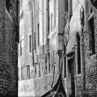 Back Street Gondola by pixsellpix