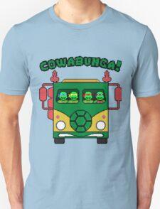 Cowabunga Party Wagon! T-Shirt