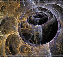 As far as eye can see by Fractal artist Sipo Liimatainen