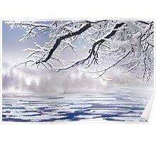 Winter Mist Poster