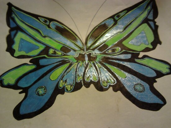 Original World Butterfly LW by Mthrntre