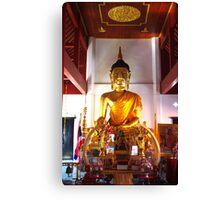Wat Chet Lin 5 Canvas Print