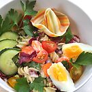 Summer Salad Oléeee by SmoothBreeze7