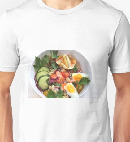 Summer Salad Oléeee Unisex T-Shirt