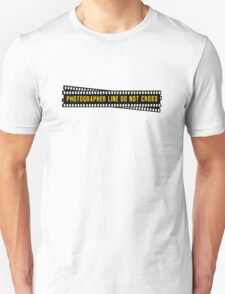 T-shirt for Photographers  Unisex T-Shirt