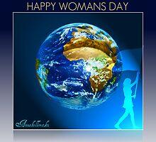HAPPY WOMANS DAY by Annabellerockz