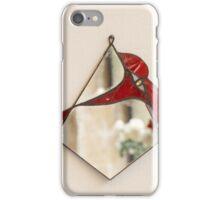 Red Flower in Kite iPhone Case/Skin