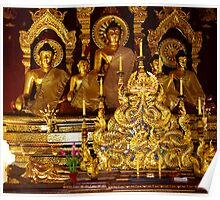Chaing Mai Temples 1.2 Poster