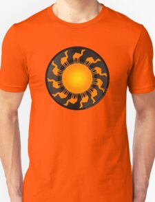 Camel Sunflower T-Shirt
