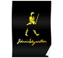 Johnnie Skywalker Poster