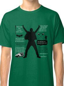 Stiles Stilinski Quote Classic T-Shirt