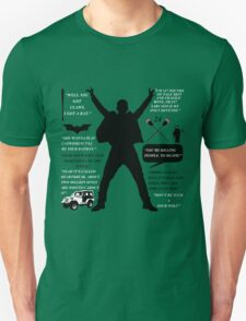 Stiles Stilinski Quote T-Shirt