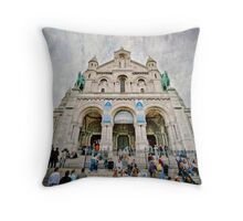 Paris 350 Throw Pillow
