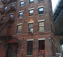 Brooklyn, New York, 126 Front Street by Frank Romeo