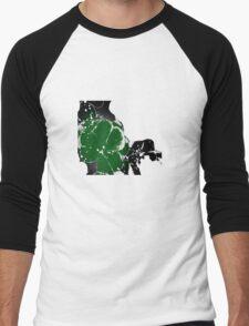 T-shirt clover Men's Baseball ¾ T-Shirt