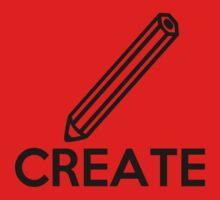 CREATE One Piece - Short Sleeve