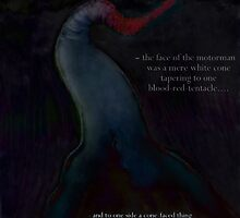 H. P. Lovecraft's The Thing in the Moonlight by Cameron Hampton
