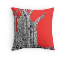 forest b Throw Pillow