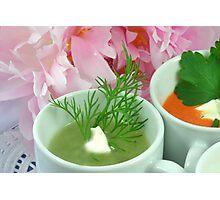 Crema di Broccoli Photographic Print